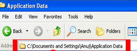 autorun file  location