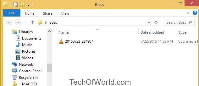 delete file using cmd